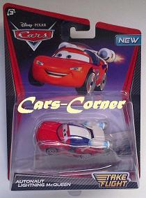 Autonaut Lightning McQueen