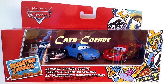 Radiator Springs Escape
