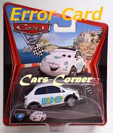 Eric Laneley - Error Card