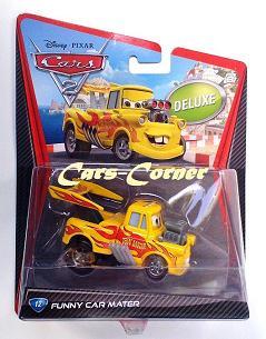 Funny Car Mater