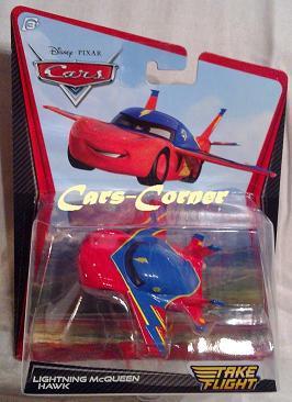 Lightning Hawk McQueen