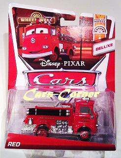 Red The Fire Truck