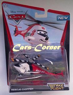 Rescue Squad Chopper