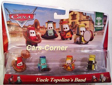 Uncle Topolinos Band