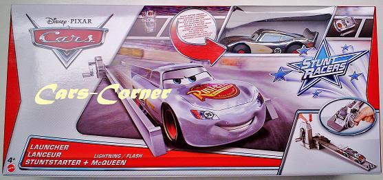 Stuntracer Lightning Flash McQueen