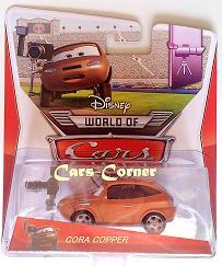 Cora Copper - World of Cars 2014