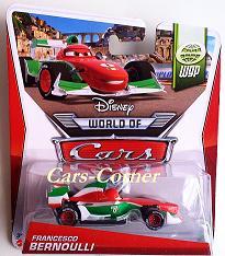 Francesco Bernoulli - World of Cars