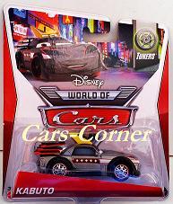 Kabuto - World of Cars 2014