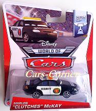 """Marlon """"Clutches""""McKay - World of Cars 2014"""