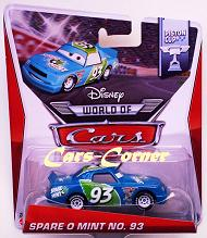 Spare O Mint No. 93 + World of Cars
