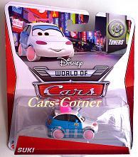 Suki - World of Cars 2014