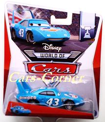 The King - World of Cars 2014