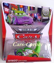 Wingo - World of Cars 2014
