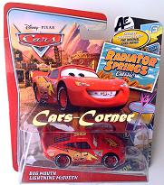 Bug Mouth Lightning McQueen